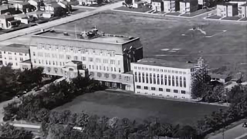 Historique du Collège Saint-Charles-Garnier de 1635 à 2020
